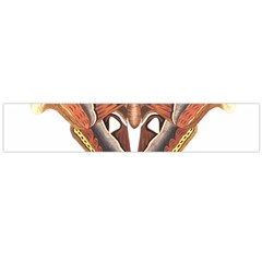 Butterfly Animal Insect Isolated Flano Scarf (Large)