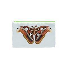 Butterfly Animal Insect Isolated Cosmetic Bag (XS)