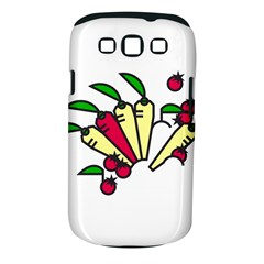 Tomatoes Carrots Samsung Galaxy S III Classic Hardshell Case (PC+Silicone)