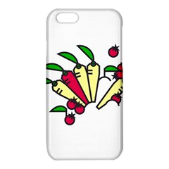 Tomatoes Carrots iPhone 6/6S TPU Case