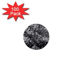 Fern Raindrops Spiderweb Cobweb 1  Mini Buttons (100 pack)