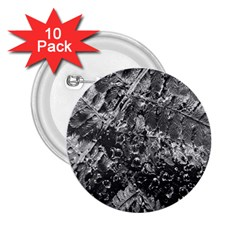 Fern Raindrops Spiderweb Cobweb 2.25  Buttons (10 pack)