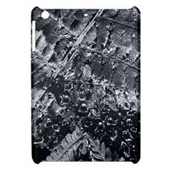 Fern Raindrops Spiderweb Cobweb Apple iPad Mini Hardshell Case