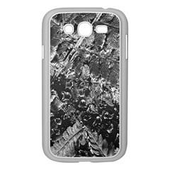 Fern Raindrops Spiderweb Cobweb Samsung Galaxy Grand Duos I9082 Case (white)
