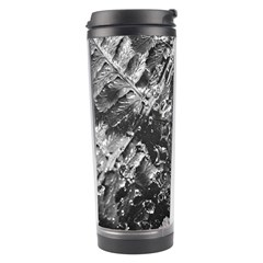 Fern Raindrops Spiderweb Cobweb Travel Tumbler