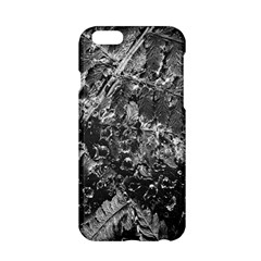 Fern Raindrops Spiderweb Cobweb Apple iPhone 6/6S Hardshell Case