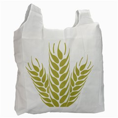 Tree Wheat Recycle Bag (Two Side)