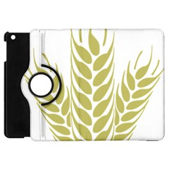 Tree Wheat Apple iPad Mini Flip 360 Case
