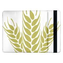 Tree Wheat Samsung Galaxy Tab Pro 12.2  Flip Case