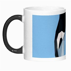 Whale Animals Sea Beach Blue Jump Illustrations Morph Mugs
