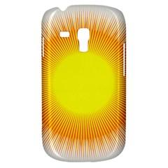 Sunlight Sun Orange Yellow Light Galaxy S3 Mini
