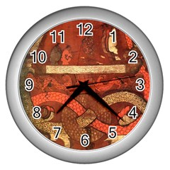Works From The Local Wall Clocks (silver)