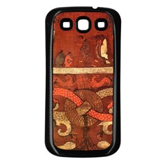Works From The Local Samsung Galaxy S3 Back Case (Black)