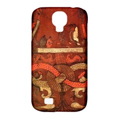 Works From The Local Samsung Galaxy S4 Classic Hardshell Case (PC+Silicone)
