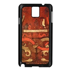 Works From The Local Samsung Galaxy Note 3 N9005 Case (Black)
