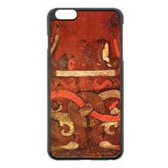 Works From The Local Apple iPhone 6 Plus/6S Plus Black Enamel Case
