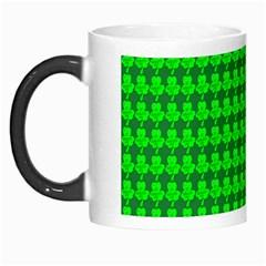 St  Patricks Day Green Morph Mugs