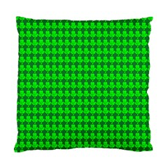 St  Patricks Day Green Standard Cushion Case (Two Sides)