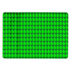 St  Patricks Day Green Samsung Galaxy Tab 10.1  P7500 Flip Case