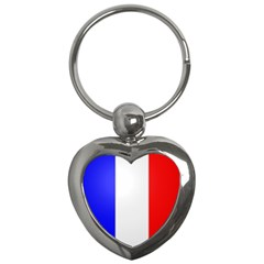 Shield on the French Senate Entrance Key Chains (Heart)