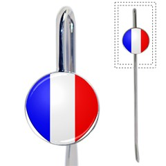 Shield on the French Senate Entrance Book Mark
