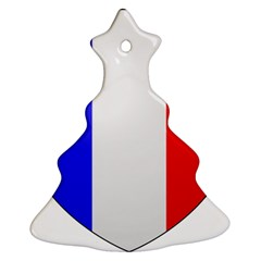 Shield on the French Senate Entrance Ornament (Christmas Tree)