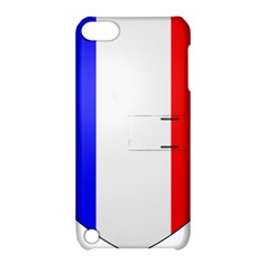Shield on the French Senate Entrance Apple iPod Touch 5 Hardshell Case with Stand