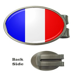 Shield on the French Senate Entrance Money Clips (Oval)