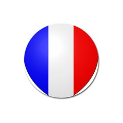 Shield on the French Senate Entrance Magnet 3  (Round)