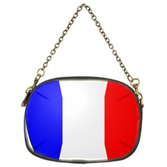 Shield on the French Senate Entrance Chain Purses (Two Sides)