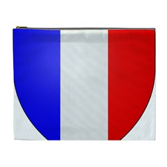 Shield on the French Senate Entrance Cosmetic Bag (XL)