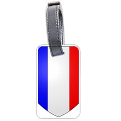 Shield on the French Senate Entrance Luggage Tags (One Side)