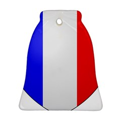 Shield on the French Senate Entrance Bell Ornament (Two Sides)