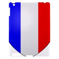 Shield on the French Senate Entrance Apple iPad 3/4 Hardshell Case