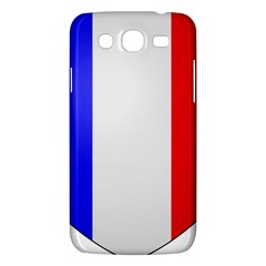 Shield on the French Senate Entrance Samsung Galaxy Mega 5.8 I9152 Hardshell Case