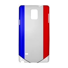 Shield on the French Senate Entrance Samsung Galaxy Note 4 Hardshell Case