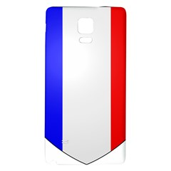 Shield on the French Senate Entrance Galaxy Note 4 Back Case