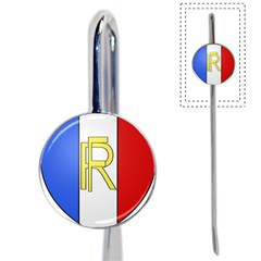 Semi-Official Shield of France Book Mark