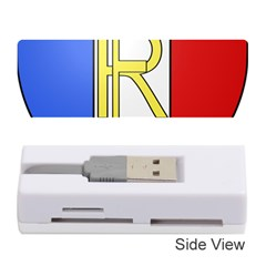 Semi-Official Shield of France Memory Card Reader (Stick)