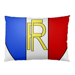 Semi-Official Shield of France Pillow Case (Two Sides)