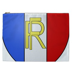 Semi-Official Shield of France Cosmetic Bag (XXL)