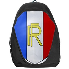 Semi-Official Shield of France Backpack Bag