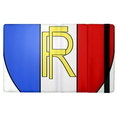 Semi-Official Shield of France Apple iPad 3/4 Flip Case