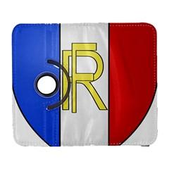Semi-Official Shield of France Galaxy S3 (Flip/Folio)