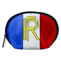 Semi-Official Shield of France Accessory Pouches (Medium)