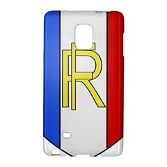 Semi-Official Shield of France Galaxy Note Edge