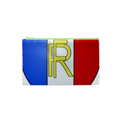Semi-Official Shield of France Cosmetic Bag (XS)