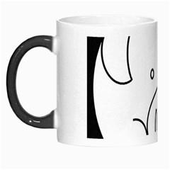 Pig Logo Morph Mugs