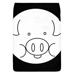 Pig Logo Flap Covers (S)