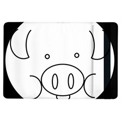Pig Logo iPad Air Flip